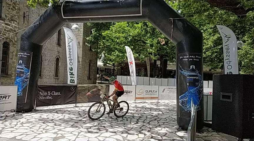 BikeBoard win Stage 5!! - BikeOdyssey