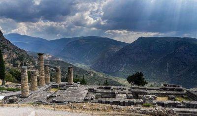 Delphi Fokida