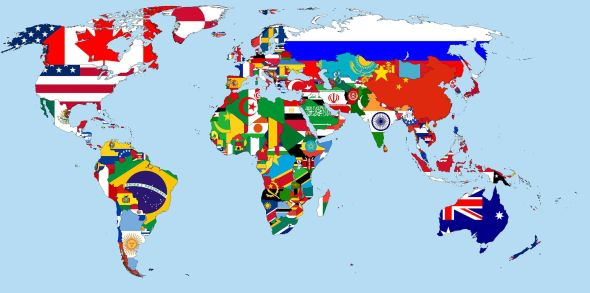 flags of the world by condottiero.png